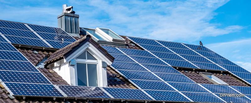 embrace solar energy