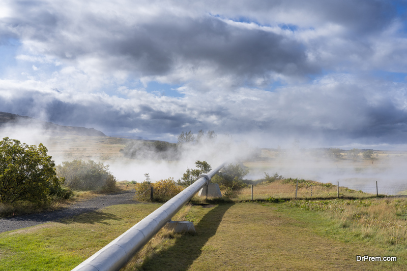 geothermal energy a renewable source