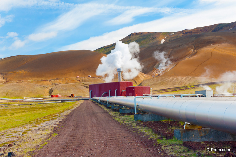 the UK Oil Industry Move to Geothermal Energy