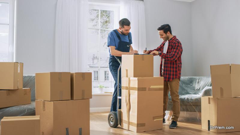 Green House Moving Basics
