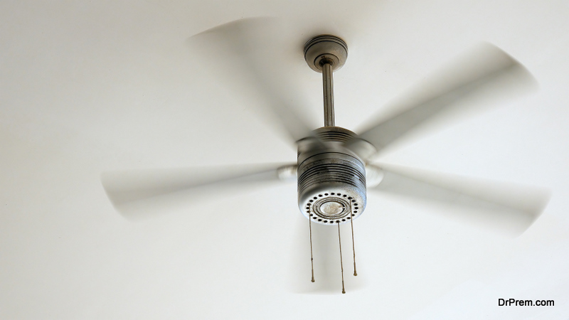 Run the fan Along with the AC