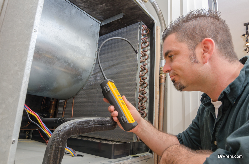 Benefits of Refrigerant Leak Detectors
