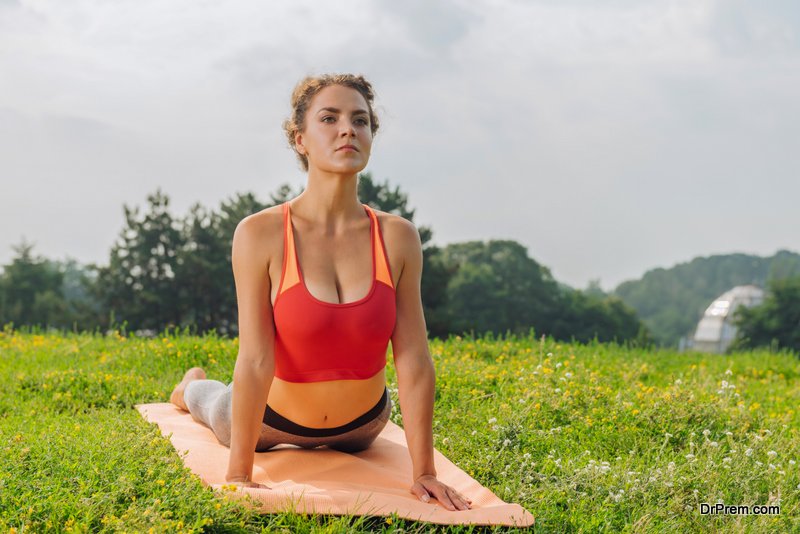Calm Your Mind With Yoga