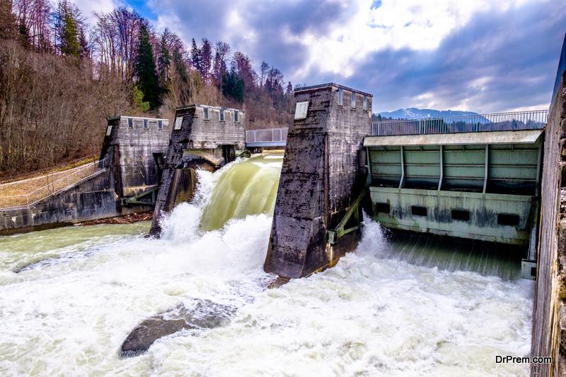 Capacity of the Dam