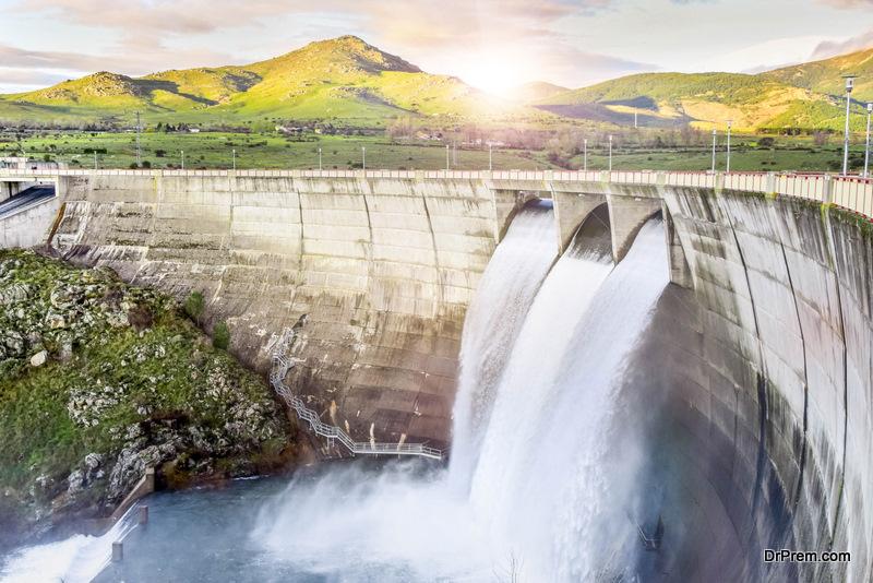 Fish-Friendly Dam