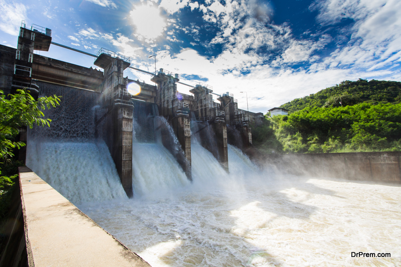 Make Hydropower Dams Safer And More Eco-Friendly
