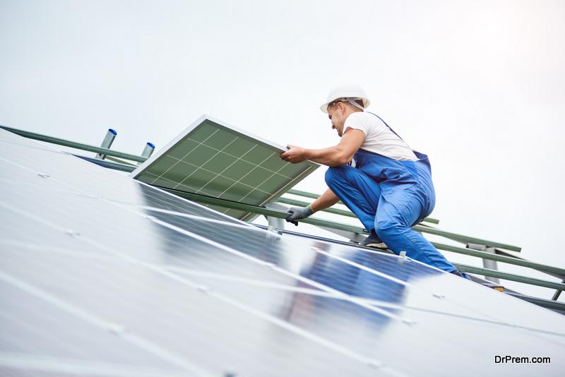 Solar Panels Are Versatile