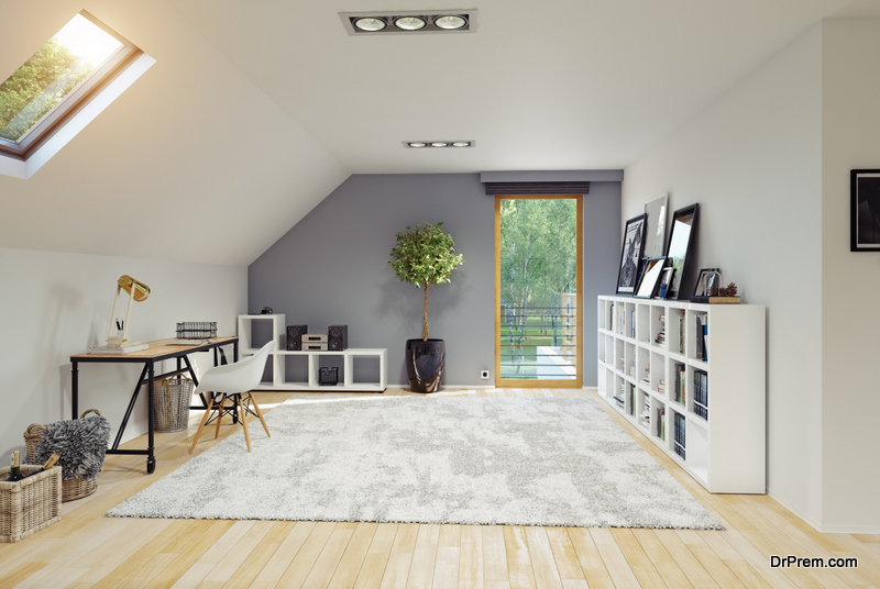 Eco-Friendly Ways of Using your Attic Space