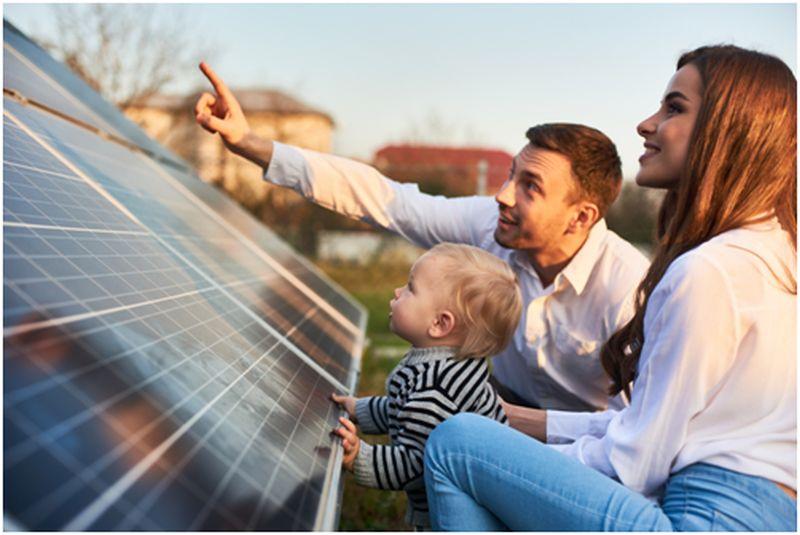 Installing Solar Energy System