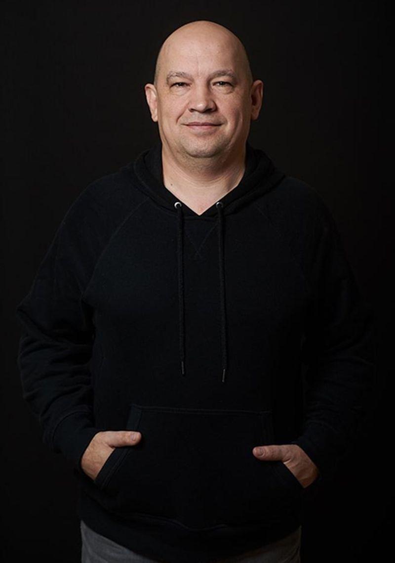 Nikolai Grebenkine, the Project Coordinator at Tbhawt
